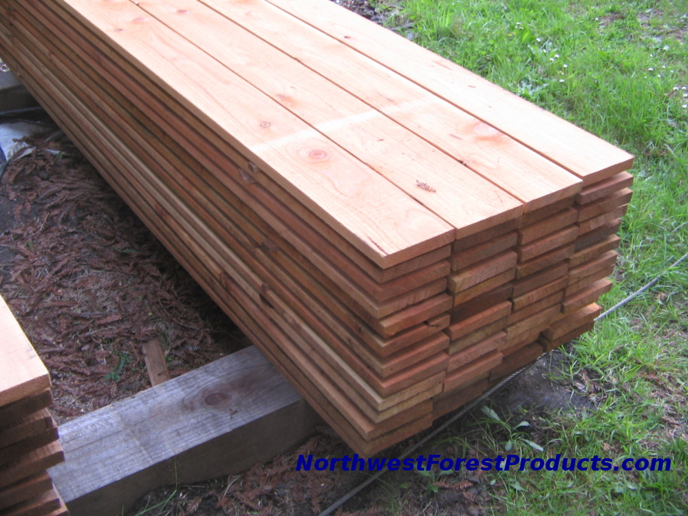 Rough cut cedar lumber prices